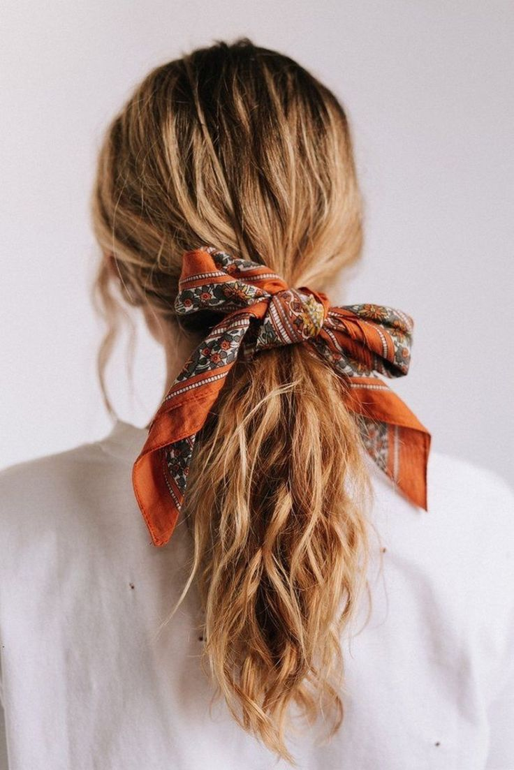 50 your bandana hairstyle in this summer best bandana hairstyles 2019 17 » Welc…