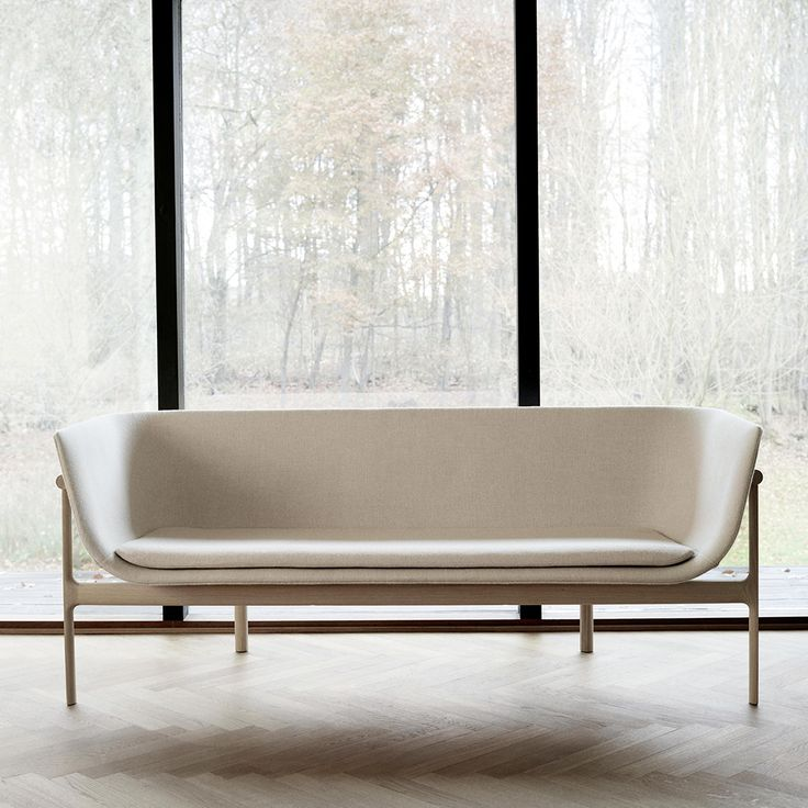 Menu tailor lounge sofa the tailor sofa by menu is especially beautiful from behind the