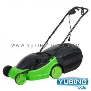 Easy to use garden tractor and ride on lawnmower lift.
