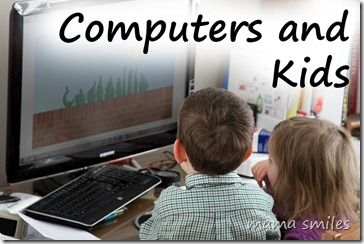 Free educational computer games for kids that we love