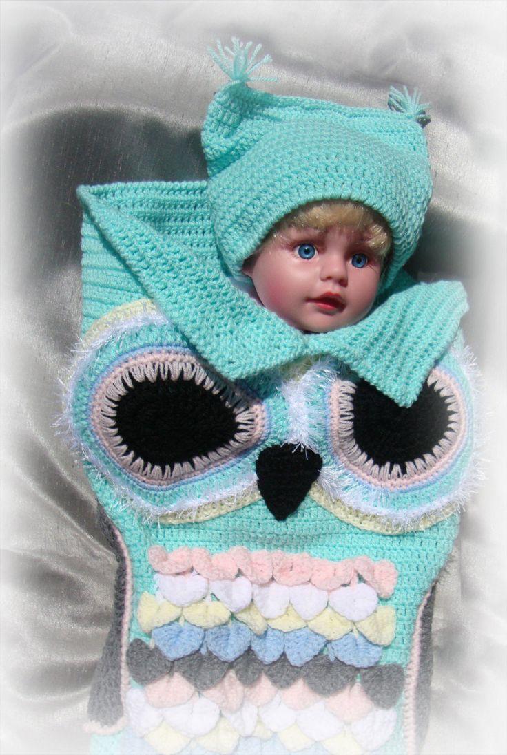 cocoon baby owl http://etsy.me/2CSnQ8Z