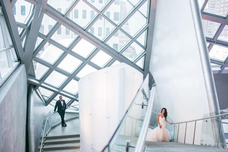 ®eternalreflectionsphoto.com Edmonton wedding photographer art gallery of alberta luxury wedding, gold wedding, wedding dress, edmonton.