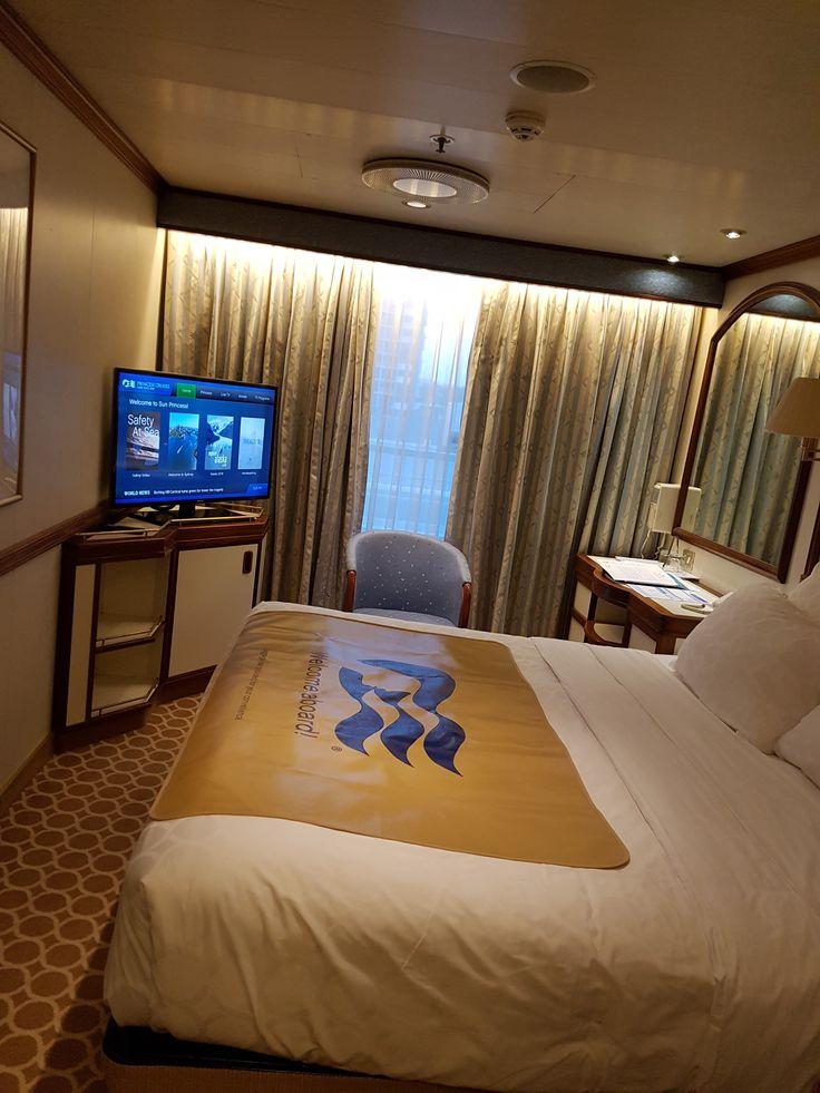 Princess cruises room #princesscruise #cruise #cruiseship #holiday #suite
