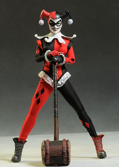 Harley Quinn DC sixth scale action figure by Sideshow Collectibles