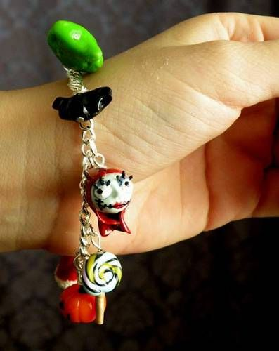 The nightmare Before Christmas - JEWELRY AND TRINKETS