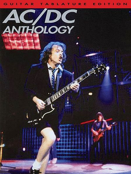 AC/DC - Angus Young playing acoustic guitar ( It's a Long ...