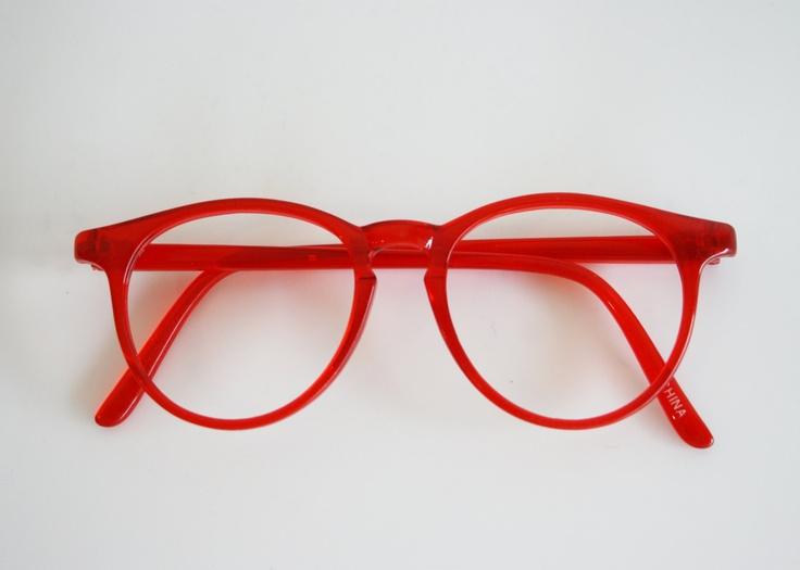 21 best Red eyeglass frames images on Pinterest | Eye glasses ...