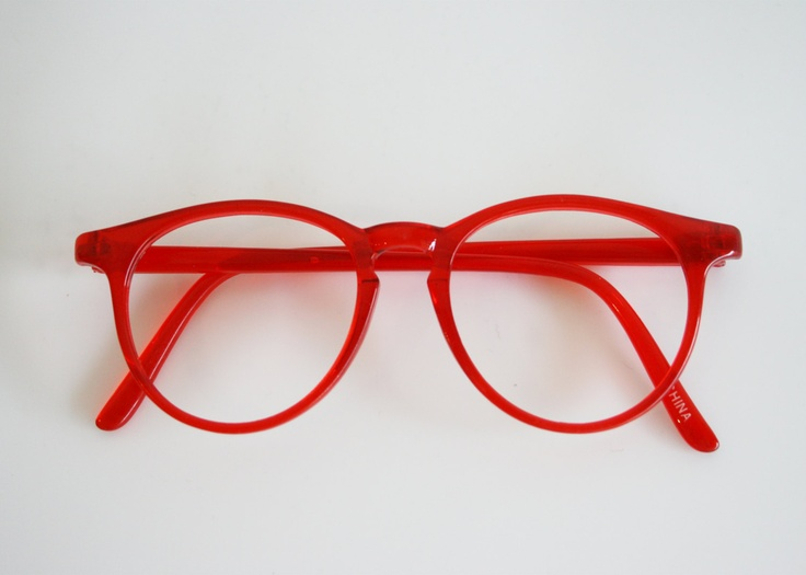 21 best images about Red eyeglass frames on Pinterest