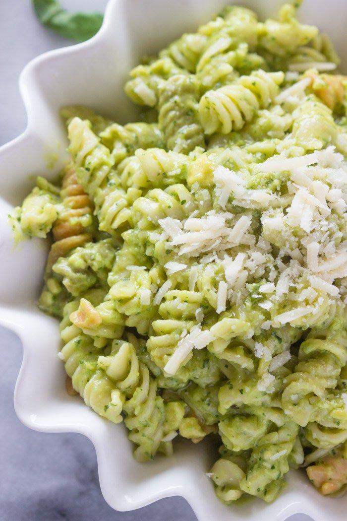 Best 25+ Creamy avocado pasta ideas on Pinterest ...