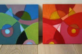 Afbeeldingsresultaat voor abstract schilderen voor beginners