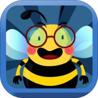 Spelling Bee Word Game for kids from kindergarten to 6th grade + American English for ESL by Lucerotech LLC