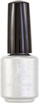 Red Carpet Manicure Silver, Bronze & Gold LED Gel Nail Polish Collection Thank U Mom & Dad (silver holographic glitter)
