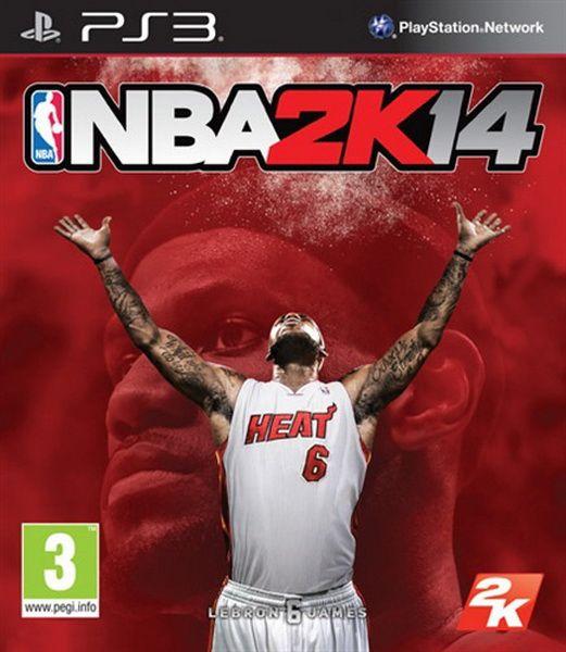 NBA 2K14, appena entrato usato per PS3 a soli 19,99 euro ^^