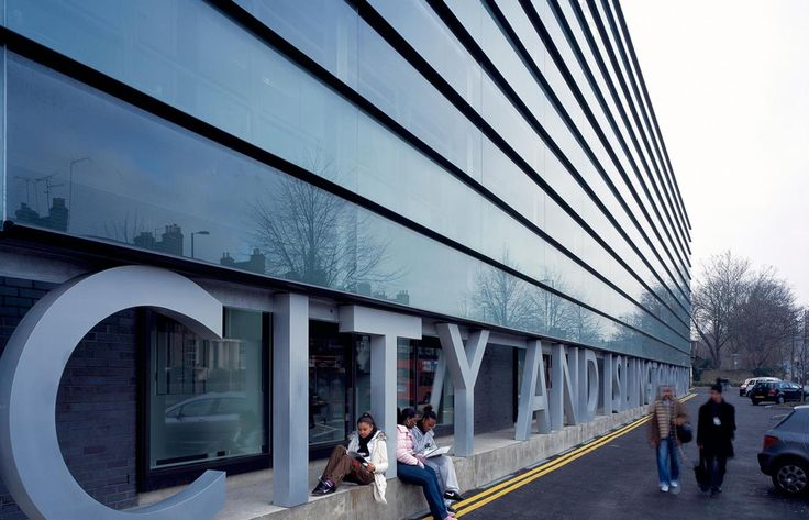 City and Islington College: Centre for Business, Arts and Technology - WilkinsonEyre