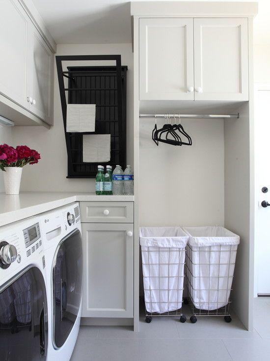 Laundry room洗衣区