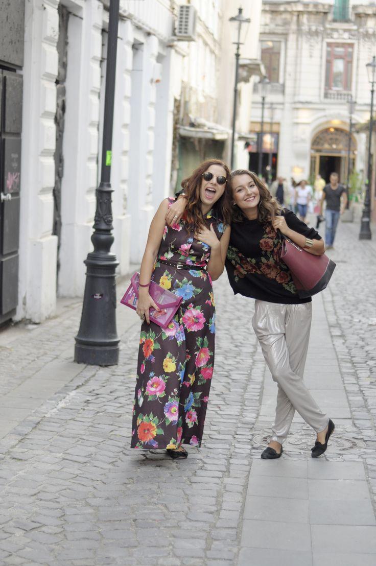 Happy Bookletta & Sweet Paprika! Sanda Cojocaru and Gabriela Atanasov