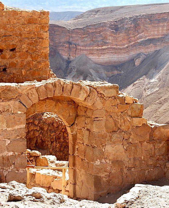 Masada, Israel                                                                                                                                                                                 More