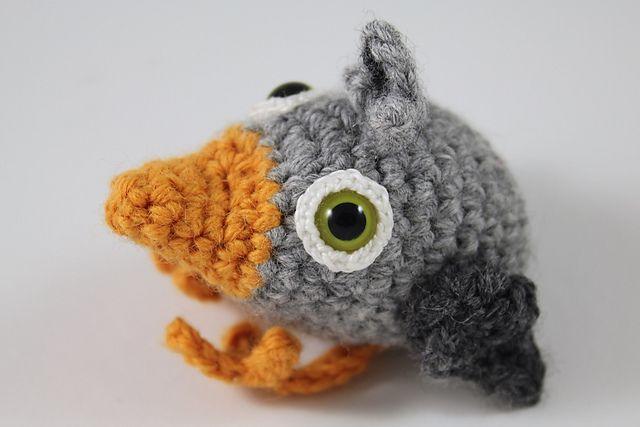 Amigurumi Daffy Duck : 233 beste afbeeldingen over amigurumi birds op Pinterest ...