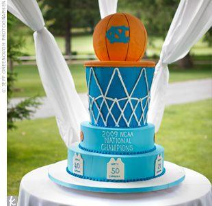 20 best Tar Heel Cake Ideas images on Pinterest Unc tarheels