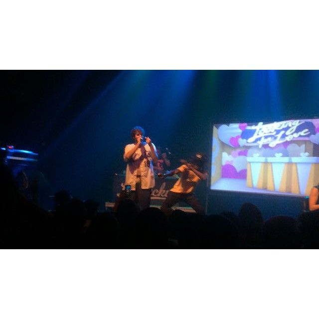 Lil Dicky performed on Tuesday at Gramercy Theatre