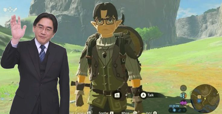 Former Nintendo President, Satoru Iwata was one of the most-loved people in the gaming industry before passing away in 2015. The Zelda: Breath of the Wild development team have spoken about how much they missed Iwata during the development period mentioning that they'd often want to show him a mechanic or character in the game …