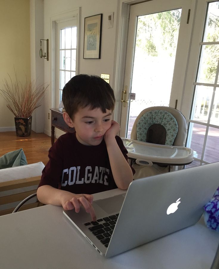"At MPN, we start 'em young! Co-Founder and The Hollywood Gossip guru Stephen Marsi's son Ben ""loves real time Google Analytics."" #MediavineMonday #GoogleAnalytics"