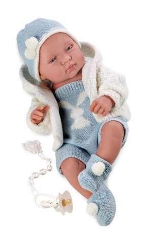 Llorens - новорожденная кукла девочка Tina, 43 см Киев - изображение 4