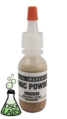 """Special Ingredients - Prank & Revenge - Panic Powder - Powdered OC / Pepper Dust by Special Ingredients. $9.78. These """"special ingredients"""" are just what you may need in some """"special situations"""". Manufactured under contract by DSG Laboratories to fulfill the occasional unusual operational requirement of CIA and other federal agents, these products are now available for non-governmental sale. Use only with utmost discretion. This innocent-looking dust is actually a powdere..."""