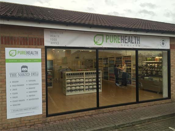 Stores - Pure Health Centres
