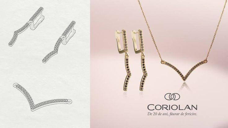 Ai în minte o anumită bijuterie, pe care nu o găsești nicăieri? Poate că trebuie să iei în considerare un model special creat pentru tine. De 20 de ani, la Coriolan, bijutierii noștri se specializează în creații personalizate, realizate la comandă. Scrie-ne la office@coriolan.ro și comandă bijuteria ta personalizată! #Coriolan #BijuteriilaComanda #MadeinRomania