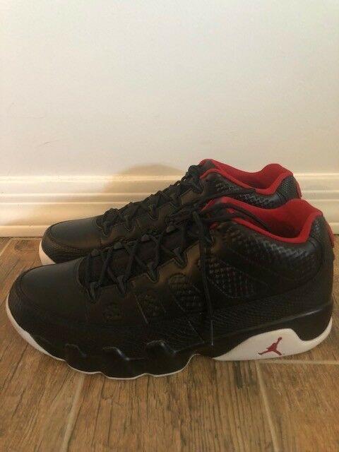 pretty nice 8af5e ebcce Air Jordan 9 Retro low mens basketball shoes size 10.5 ...