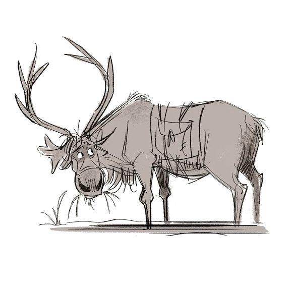 31 Best Creature Design Moose Images On Pinterest Elk Creature