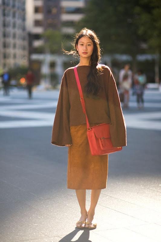 Vanessa Jackman: New York Fashion Week SS 2011