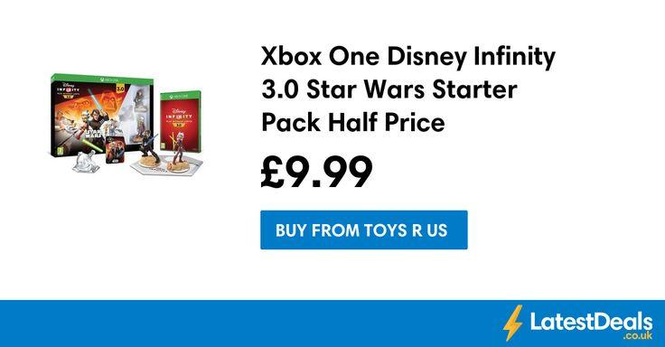Xbox One Disney Infinity 3.0 Star Wars Starter Pack Half Price, £9.99 at Toys R Us