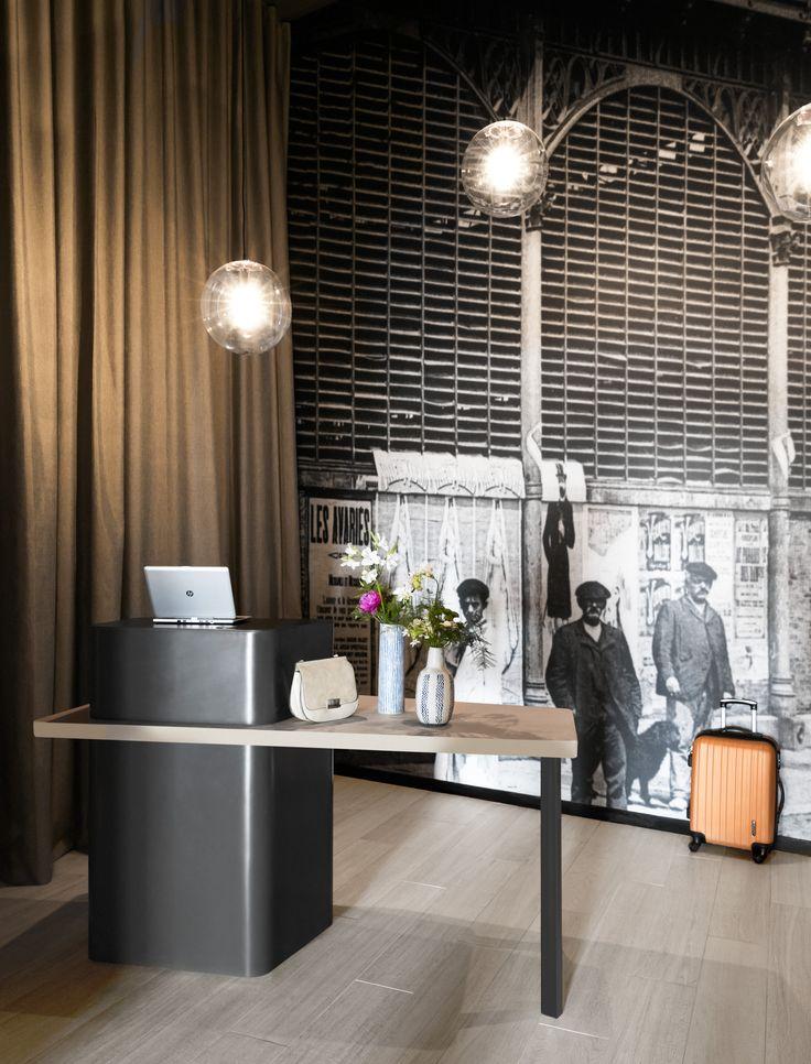 OKKO HOTELS Bayonne Centre : l'accueil