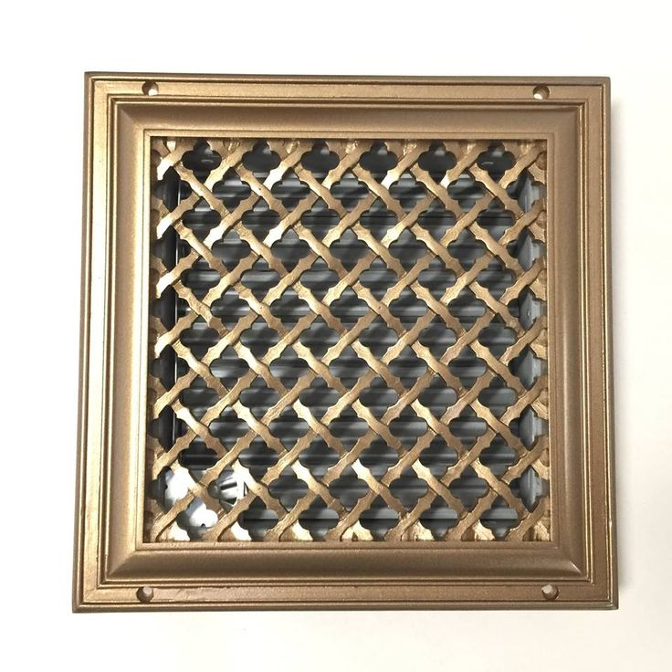 613 Best Decorative Vent Covers Images On Pinterest