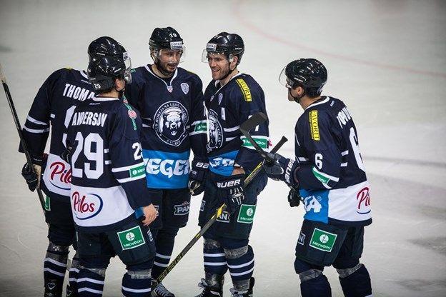 Admiral Vladivostok vs Slovan Bratislava Ice Hockey - Kontinental Hockey League