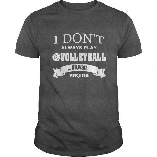 I Love VOLLEYBAL Shirts & Tees