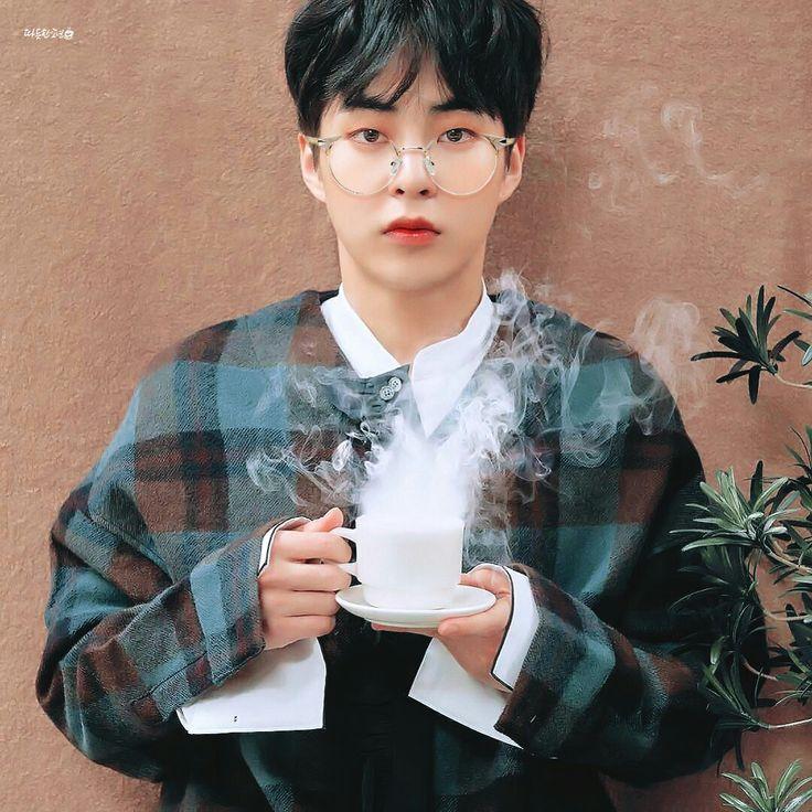[EDIT] #EXO #WINTER #Cafe_Universe #XIUMIN
