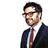 New US indie comedy People Places Things finds New Zealand actor/comedian Jemaine Clement