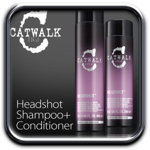 Tigi Catwalk Headshot Shampoo 10.14 oz and Conditioner 8.45 oz >>> You can find more details by visiting the image link.