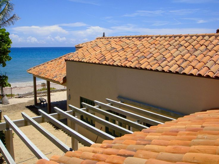 12 Best Images About Barrel Tile Roofs On Pinterest Clay