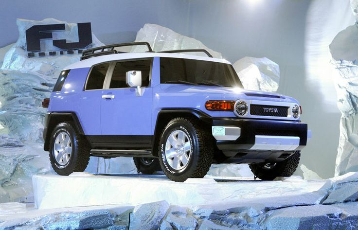 Toyota FJ Cruiser 2012 Cars Review and Specs