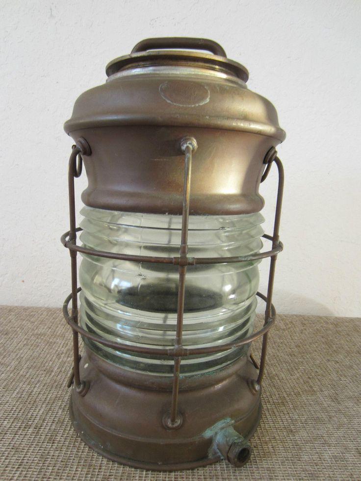 Ships Lantern Wall Lights : 141 best images about lighting lanterns on Pinterest Hurricane lamps, Red lantern and Kerosene ...