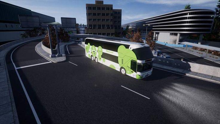Fernbus Simulator PC Game