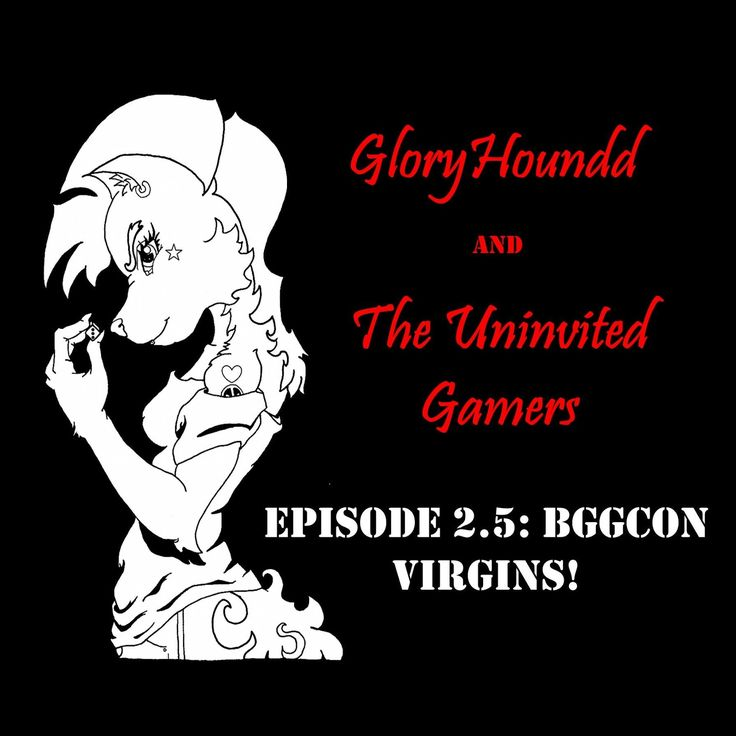 Join Gloryhoundd and The Uninvited Gamers as they talk about Vault Wars, Kodama, Pandemic Cthulhu and how to snag bonus Cool Mini or Not 2...
