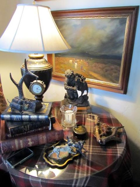 The Polohouse: Guest Home Tour: Glendogal Cottage