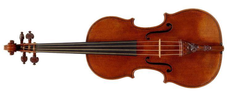 "24.Most Expensive Musical Instrument: 1721 ""Lady Blunt"" Stradivarius Violin"