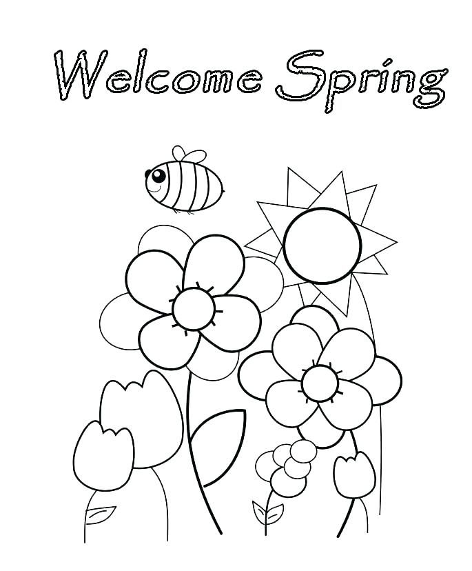 Fresh Spring Coloring Pages Ideas Free Coloring Sheets Spring Coloring Sheets Preschool Coloring Pages Summer Coloring Pages