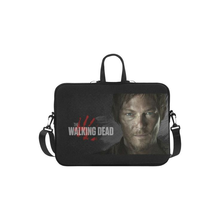 "Walking Dead Daryl Dixon Sleeve Case Messenger Bag for Laptop 10"" 11"" 13"" 14"" 15"" 15.6"" 17"" and Macbook"